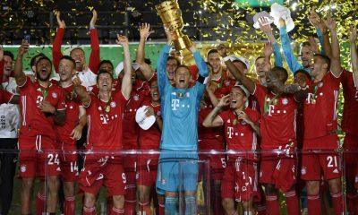 Bayern Munich bicampeón de la Copa de Alemania