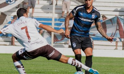 Ferracuti sigue en Brown de Madryn