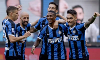 Inter goleada con Lautaro