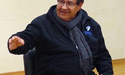 Julio Otero autovía Hospital Trelew