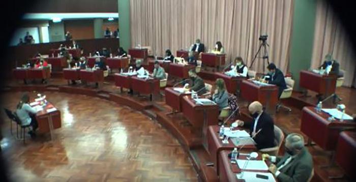 Legislatura aprobó sesiones virtuales