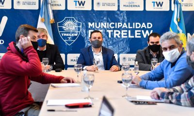 Maderna proyectar otro Parque Industrial