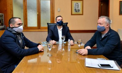 Maderna puso en funciones a García Moreno y Cuneo en el OMRESP