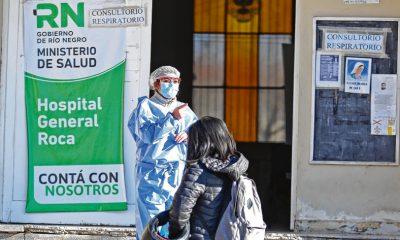Río Negro coronavirus otra muerte
