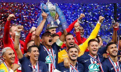 PSG campeón con tres argentinos y la lesión de Mbappé