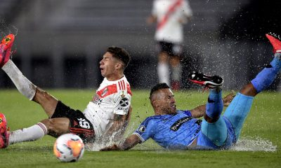 River desventaja Libertadores