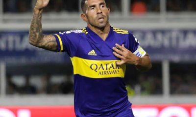Tevez contrato de Boca para firmar