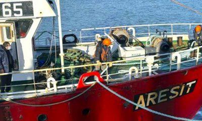 Aresit 29 tripulantes aislados en Puerto Deseado