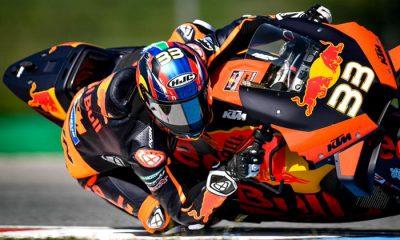 Binder y KTM primer triunfo en el Moto GP