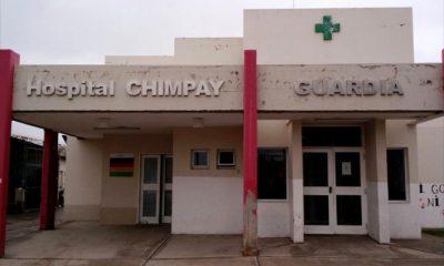 Chimpay le dieron el si al coronavirus