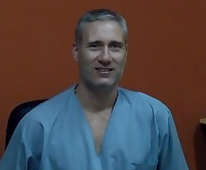 Doctor Febo Sosa Hospital de El Hoyo