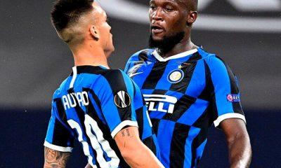 Inter eliminó al Leverkusen