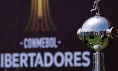 Argentina protocolo Libertadores