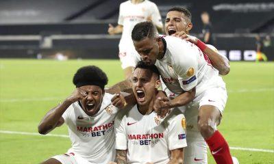 Ocampos gol Sevilla Europa League