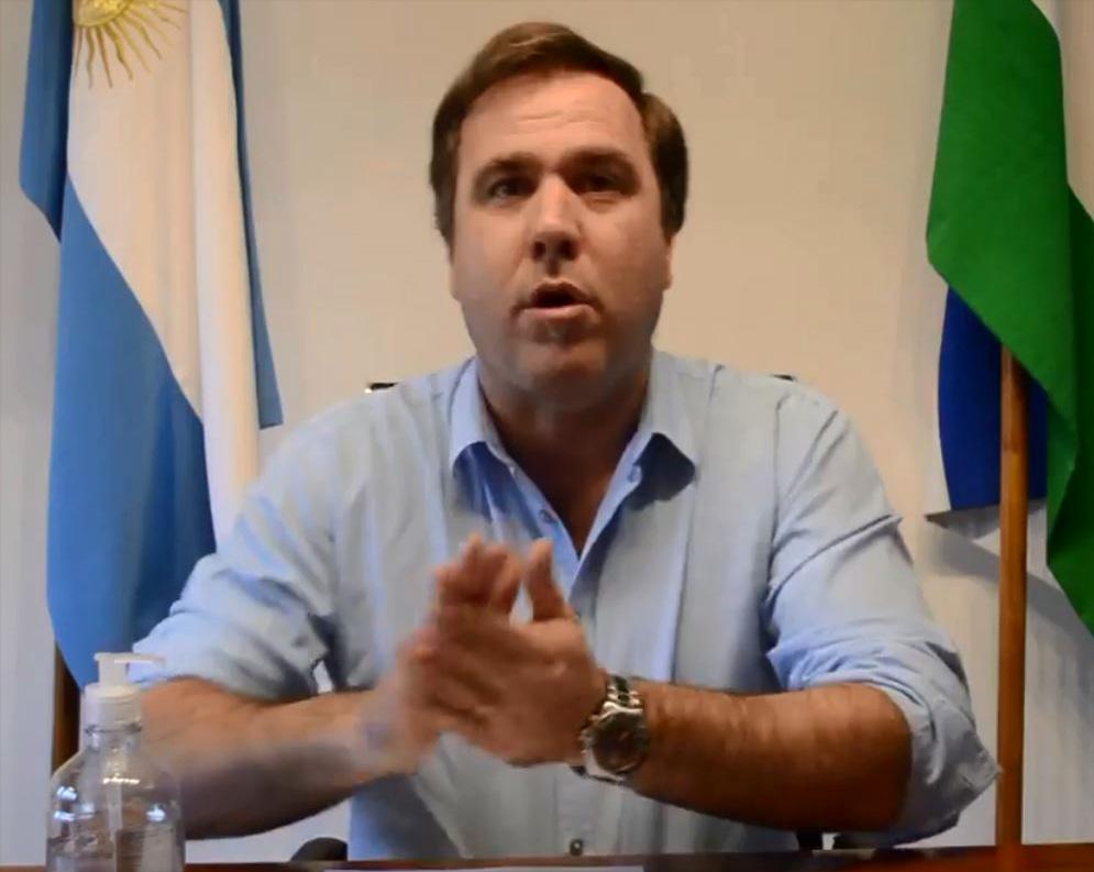 Pogliano cordón sanitario El Bolsón