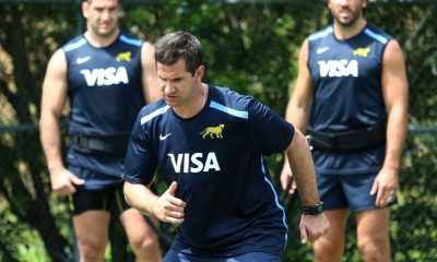 Los Pumas vuelven a los entrenamientos