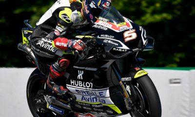 Zarco pole Moto GP y Rodrigo segundo en Moto 3
