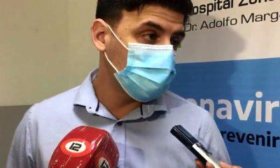 Castiñeiras enfermero dado de alta