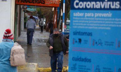 Coronavirus más de 12 mil casos en Río Negro