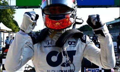 Gasly primer triunfo en la Fórmula en el GP 50 de Alpha Tauri