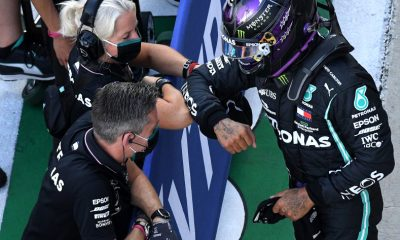 Fórmula 1 Hamilton pole Sochi