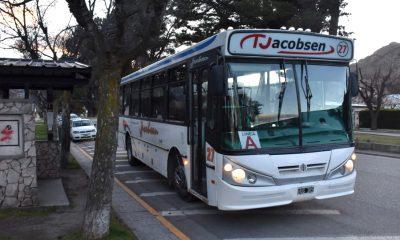 Jacobsen volvió al servicio en Esquel