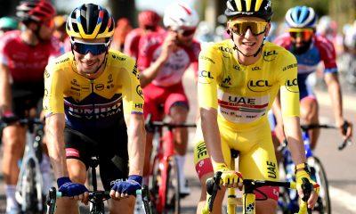 Un esloveno gana por primera vez el Tour de Francia
