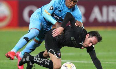 Liga de Quito venció a Binacional en Perú