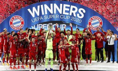 Bayern Munich imparable récord de Europa