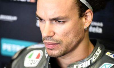 Morbidelli mejor tiempo ensayos Moto GP