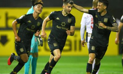 Racing logró tres puntos de oro ante Alianza Lima