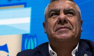 Chiqui Tapia el ascenso podría volver en noviembre