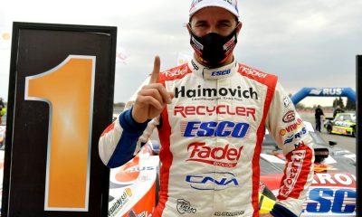Werner pole position San Nicolás