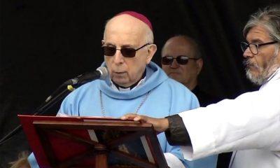 Radrizzani mensaje del Papa