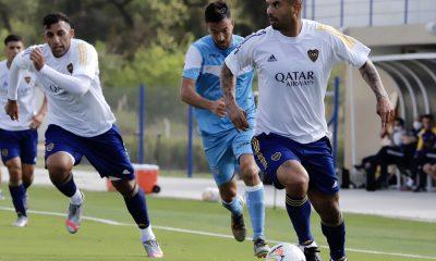 Cardona y Buffarini titulares en Boca