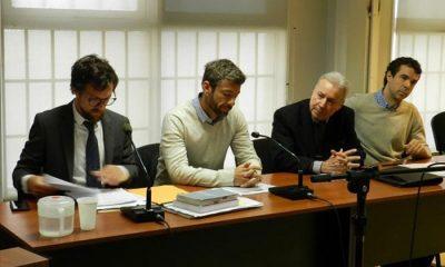 Korn y D´Amico a juicio oral y público