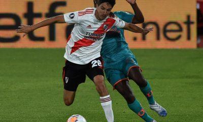 Nacho Fernández jugar otra final con Boca