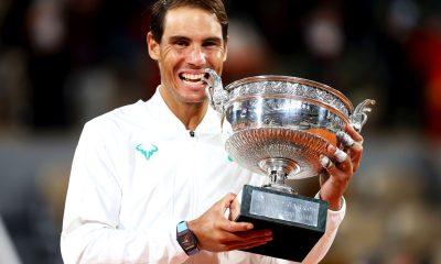 Nadal aplastó a Djokovic y ganó su 13° Roland Garros