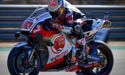 Nakagami primera pole Moto GP