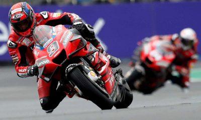 Petrucci Ducati ganador Moto GP Lemans