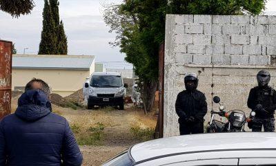 Rawson primer policía fallecido de la Provincia