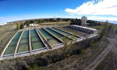 Servicoop corte de Transpa provisión de agua a Madryn