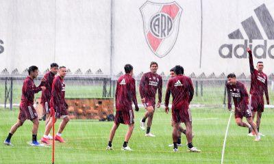 River busca quedarse con su grupo ante Liga de Quito