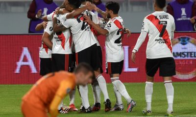 River goleó y ganó su grupo en la Libertadores