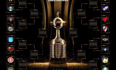 Sorteo octavos de final Libertadores