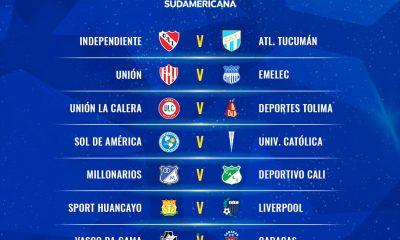 Independiente vs. Atlético Tucumán Copa Sudamericana