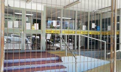 Los empleados cerraron el Correo por un caso positivo de Covid
