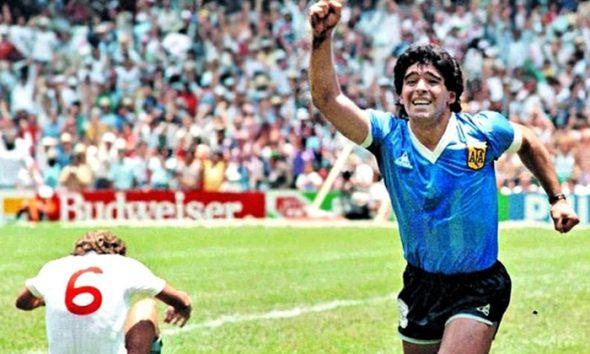 Liga Profesional homenaje a Diego