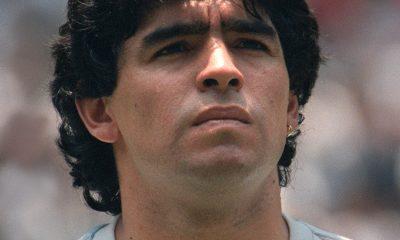 Maradona el fútbol que corre por nuestras venas