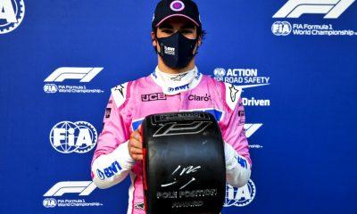 Stroll primera pole en la Fórmula 1